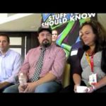SDCC 2012 Stuff You Should Know on Science Channel – Interviews