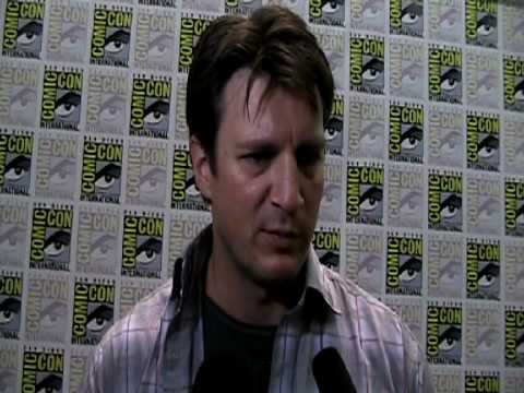 Comic-Con brings down CASTLE walls!!