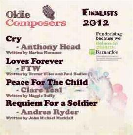 Anthony Head Oldie Composers 2012