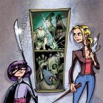 Buffy and Hit Girl