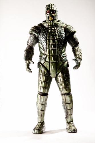 Ice Warrior for Doctor Who 2013