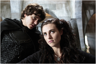 Mordred and Morgana - To topple an empire.