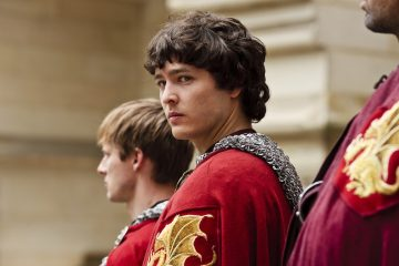 Mordred: Divided loyalties.