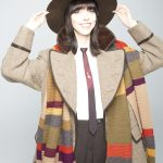 Juliet Landau as Fourth Doctor