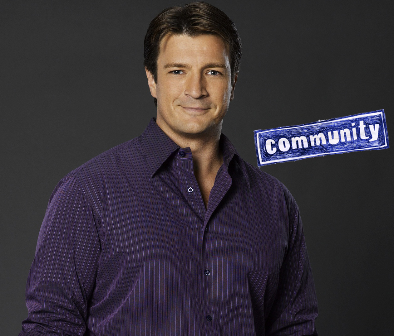 Nathan Fillion Community