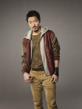 The Tomorrow People -- -- Pictured: Aaron Yoo as Russell -- Photo: Mathieu Young/The CW ©2013 The CW Network, LLC. All Rights Reserved
