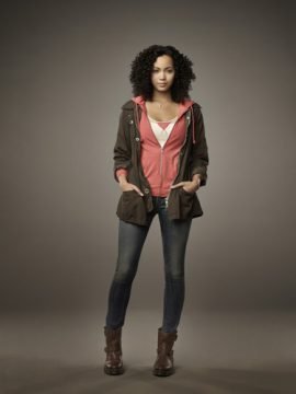 The Tomorrow People -- -- Pictured: Madeleine Mantock as Astrid -- Photo: Mathieu Young/The CW ©2013 The CW Network, LLC. All Rights Reserved
