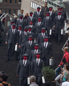 SHIELD March of Red Men