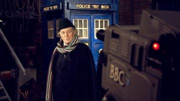 Doctor Who movie B