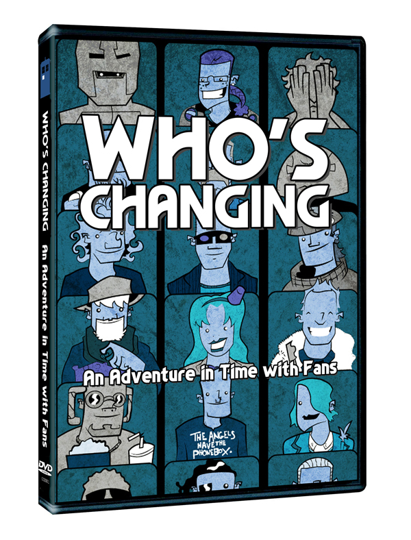 Whos Changing DVD 3D