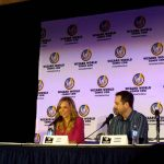 Julie Benz on Darla, Dexter and Defiance at Wizard World Sacramento