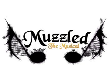 Muzzled the musical logo