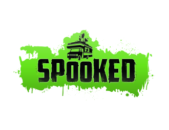 Spooked logo Geek and Sundry