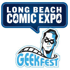 GeekFest-Long Beach Comic Expo logo