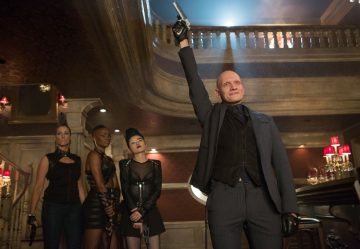 Gotham 1.13 Welcome Back gunZsasz