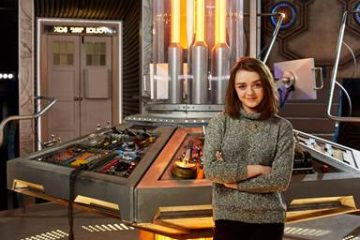 Doctor Who Maisie WIlliams B