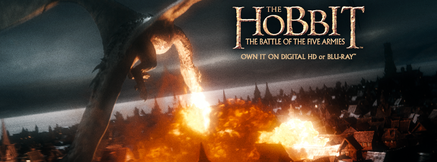 The Hobbit Battle of the 5 Armies logo
