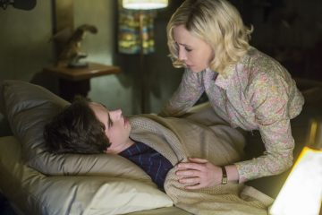 Bates Motel 3.03 Persuasion in bed