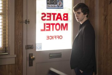Bates Motel 3.02 Arcanum Club normanM
