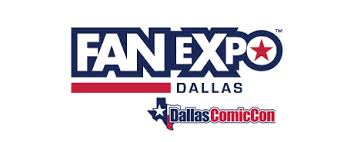 Fan Expo Dallas logo