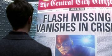 Flash 1.20- The Trap barry-future-newspaper