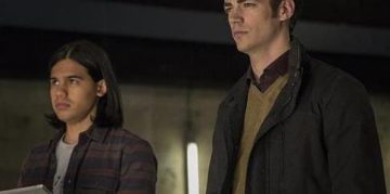 Flash S1 Trap Barry Cisco