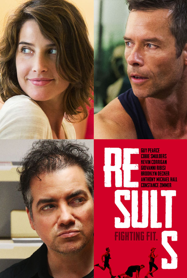 results poster Cobie Smulders