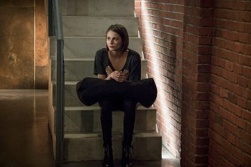 "Arrow -- ""My Name is Oliver Queen"" -- Image AR323B_0395b -- Pictured: Willa Holland as Thea Queen -- Photo: Liane Hentscher/The CW -- © 2015 The CW Network, LLC. All Rights Reserved."