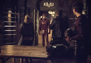 Arrow S3 Finale - MNIOQ - TA w Flash
