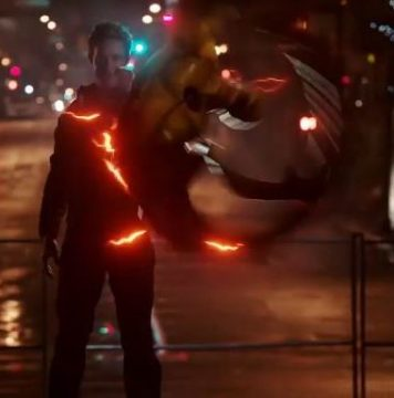 Eobard into Reverse Flash 1