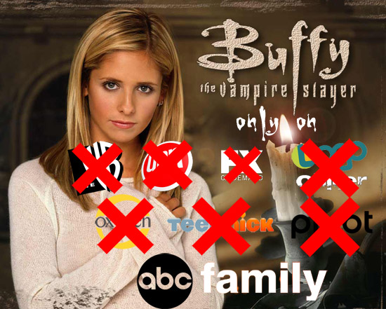 Buffy networks 2