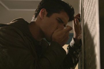 Teen Wolf 5.9 Scott Inhaler