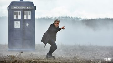 Doctor Who Magician's Apprentice A