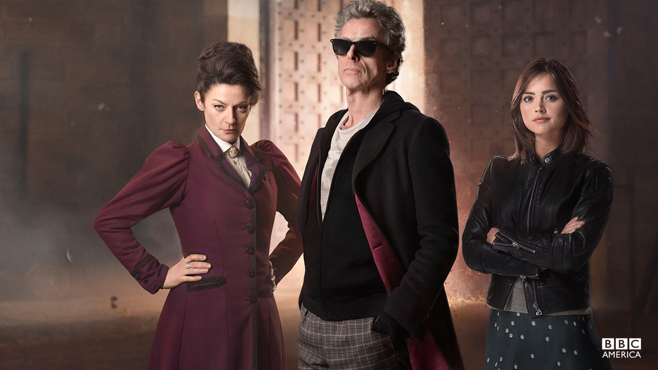 Doctor Who Magician's Apprentice D