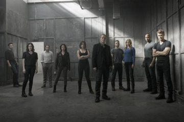 SHIELD 3 cast