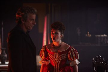 WARNING: Embargoed for publication until 00:00:01 on 20/10/2015 - Programme Name: Doctor Who - TX: 24/10/2015 - Episode: THE WOMAN WHO LIVED (By Cath Tregenna) (No. 6) - Picture Shows: ***EMBARGOED UNTIL 20TH OCTOBER 2015*** Doctor Who (PETER CAPALDI), Me (MAISIE WILLIAMS) - (C) BBC - Photographer: Simon Ridgway