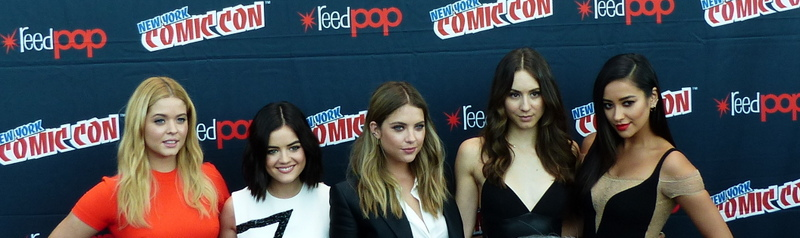 NYCC 2015 Pretty Little Liars