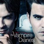 The Vampire Diaries TVD Season 7 logo