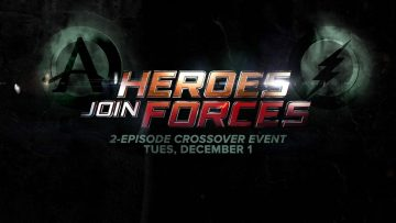 Arrow Flash - Heroes Join Forces