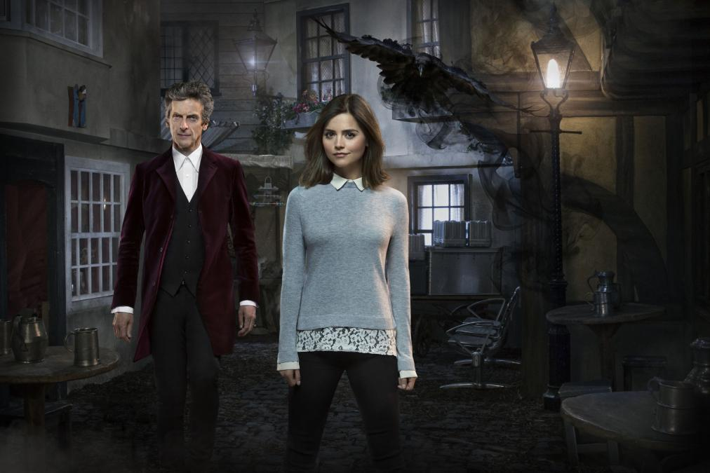 Doctor Who Face the Raven A