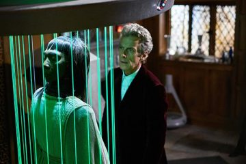 Doctor Who Face the Raven B