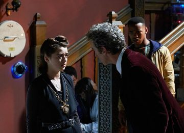Doctor Who Face the Raven D