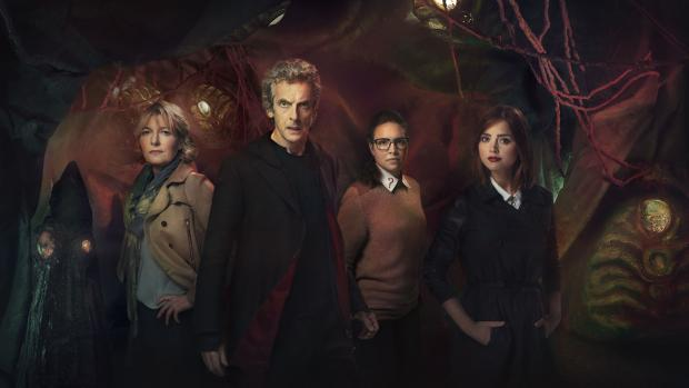 Doctor Who Zygon Inversion A