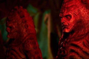 Doctor Who Zygon Inversion F