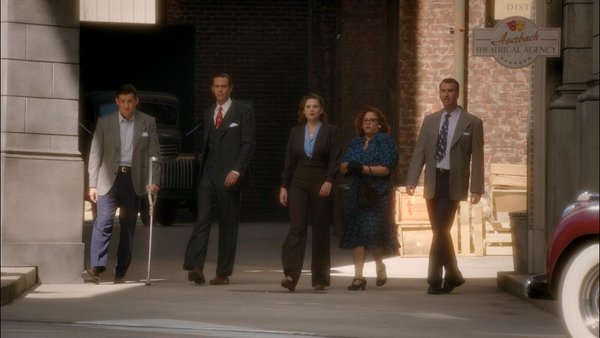 Agent Carter AGENTS OF SSR