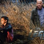 "DC's Legends of Tomorrow -- ""Last Refuge""-- Image LGN112b_0469b.jpg -- Pictured (L-R): Mitchell Kummen as Young Rory and Faye Kingslee as The Pilgrim -- Photo: Dean Buscher/The CW -- © 2016 The CW Network, LLC. All Rights Reserved."