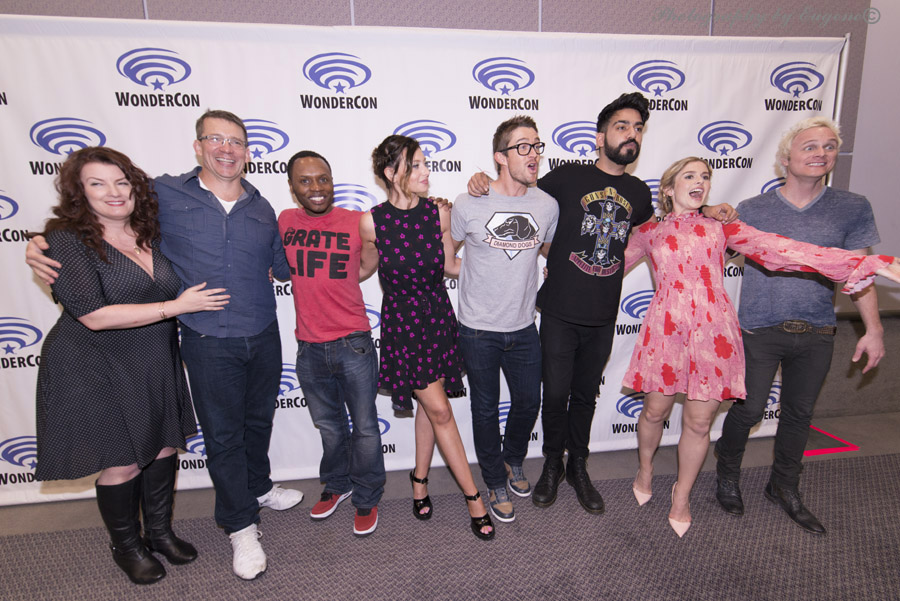 izombie cast_wondercon