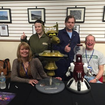 Rifftrax Time Chasers 2016