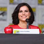 "ONCE UPON A TIME - Executive producers and cast of ""Once Upon a Time"" were featured at the Comic-Con Convention in San Diego, California, on July 23, 2016.  (ABC/Todd Wawrychuk) LANA PARILLA"