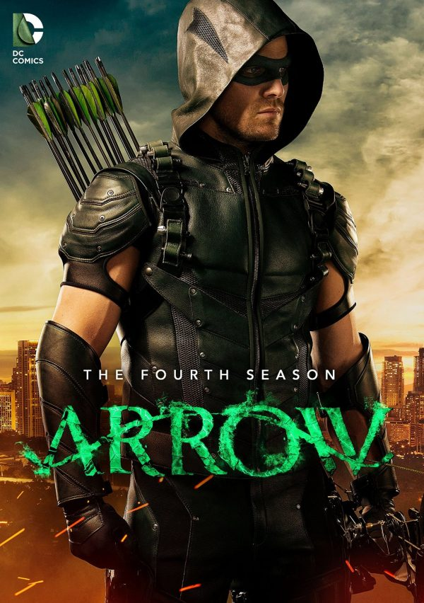 Arrow S4 DVD front